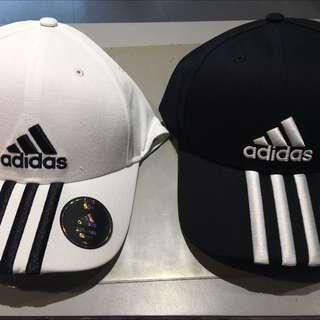 Adidas老帽 全新 黑白 要就快 秒殺款
