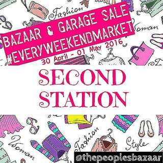 VISIT OUR BOOTH AT BAZAAR & GARAGE SALE