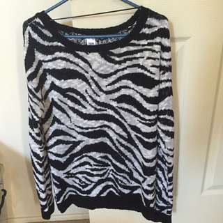 Knit Top Size 12
