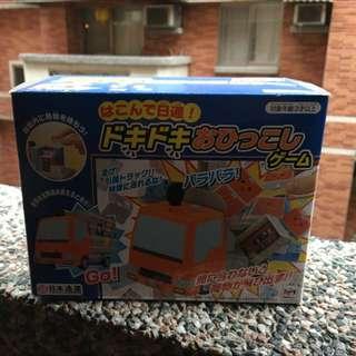 日本通運 益智玩具 車