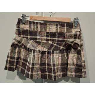 Winter skirt Size Small Made in Korea