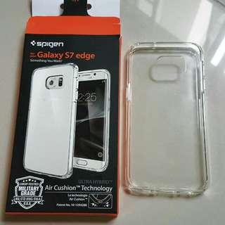 Samsung S7 edge Spigen Ultra Hybrid Case