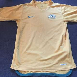 Authentic Socceroos Jersey