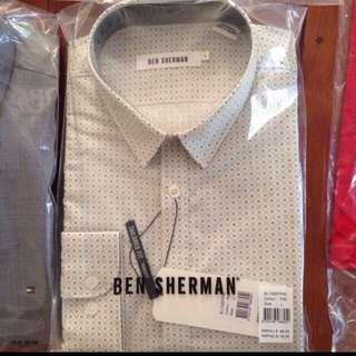 40% Off Ben Sherman Dress Shirt L