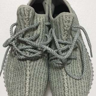 adidas yeezy boost 350 moonrock size large 7/small 8