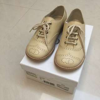 全新Baby Dior 雕花牛津鞋(童鞋)