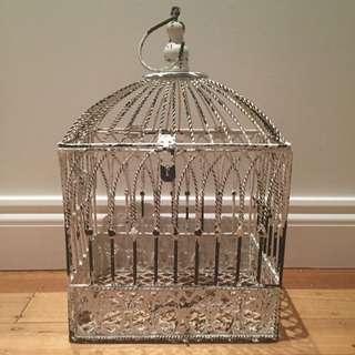 Rustic Birdcage