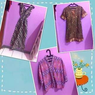 Batik Wanita Take All 90 rb