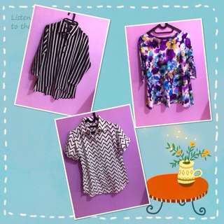 Atasan Wanita All Size Take All 60 rb