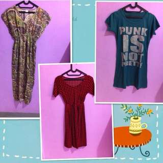 Dress Wanita All Size Take All 50 rb