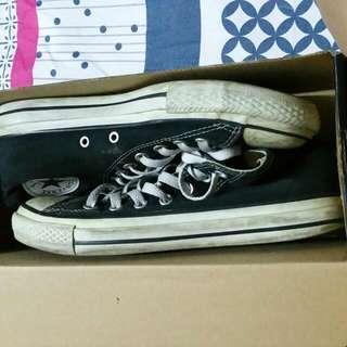Black Converse High Cut Sneakers