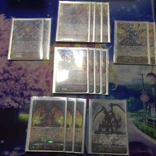 [RESERVED] Kagero Overlords Deck