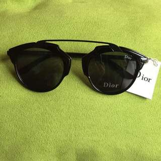 Inspired Black Dior Sunglass