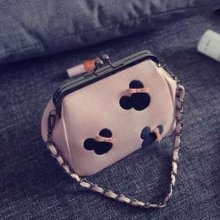 可愛米奇鏈子包