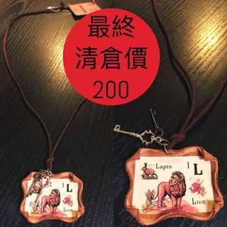 日本帶回 項鍊
