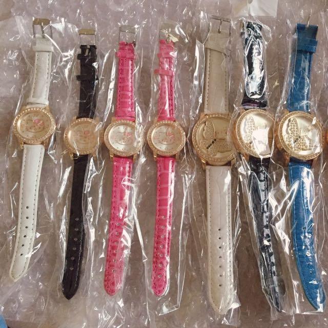 《現貨》水鑽錶/造型錶