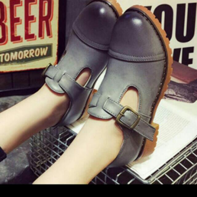 全新 牛津鞋