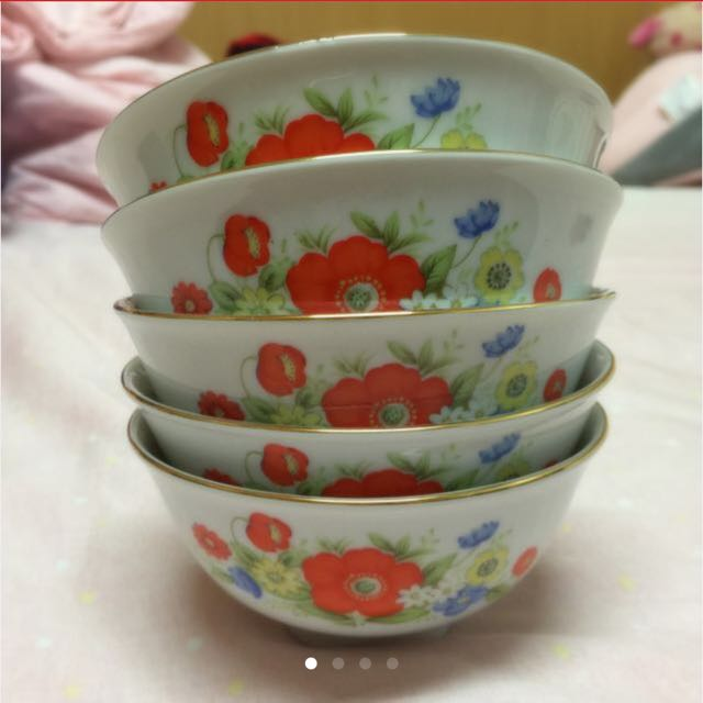 (全新)大同瓷器飯碗 小碗
