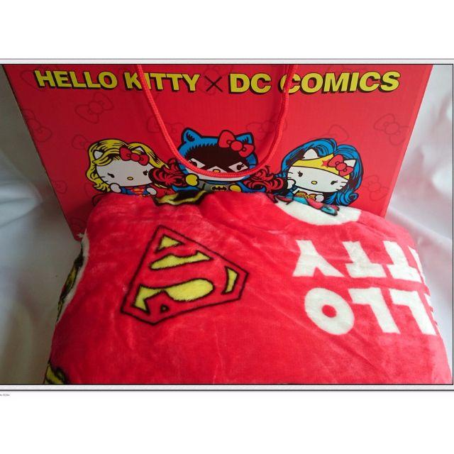 冷氣團來襲必備 CACO Hello kitty 冷氣毯 四季毯 薄毯 懶人毯 適合單人 雙人