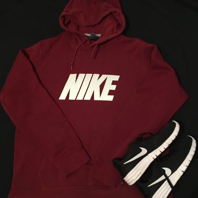 Authentic Nike Hoodie