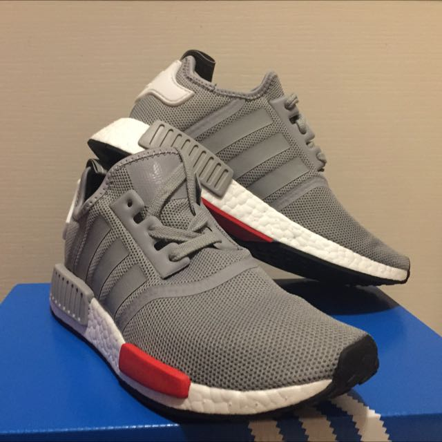 sneakers for cheap 616d9 b949a Brand New 100% Real NMD RUNNER 1 Junior
