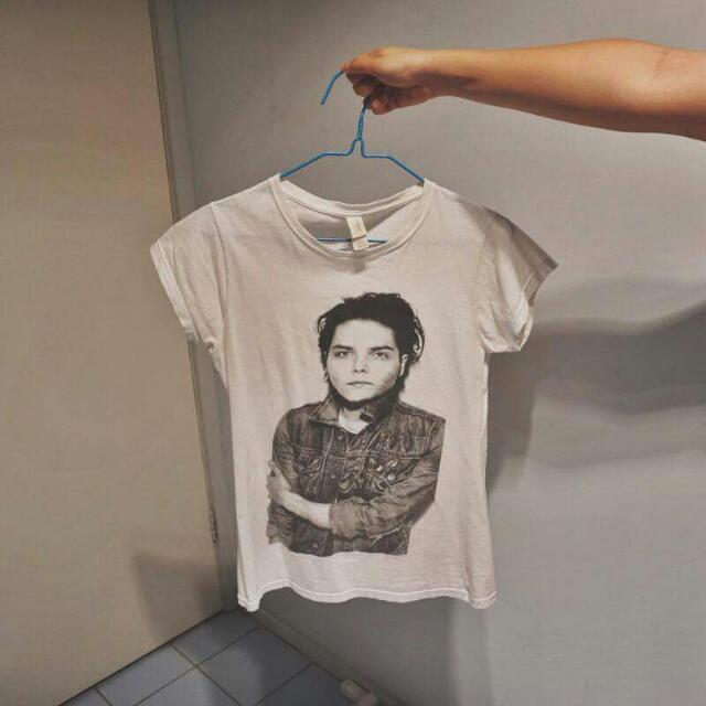 Dangerfield gerard way t-shirt (PENDING )