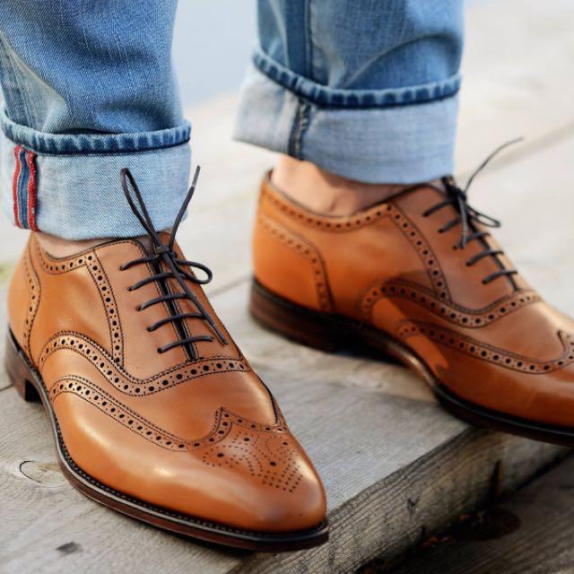 Design Loake 英國百年手工訂製鞋