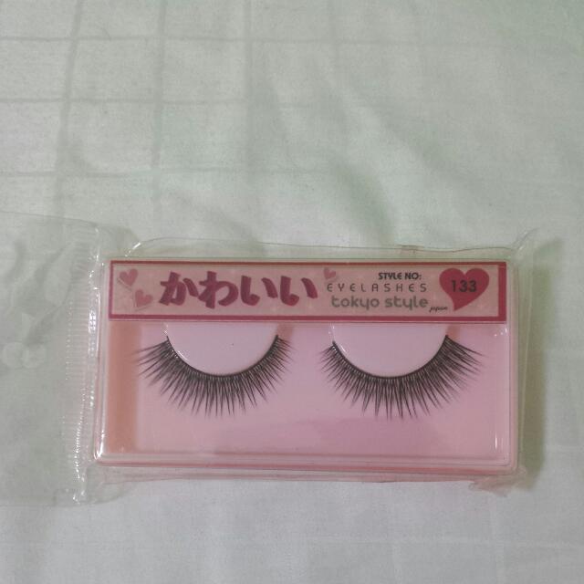 Eyelashes Tokyo style