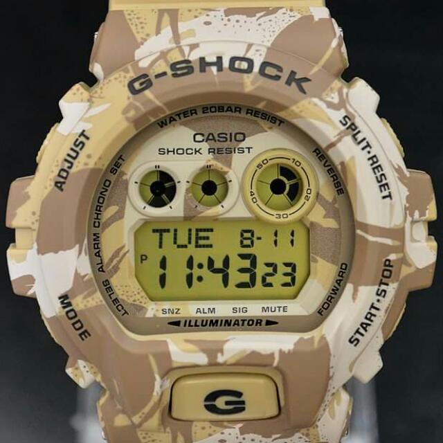 G-SHOCK GD-X6900MC-5