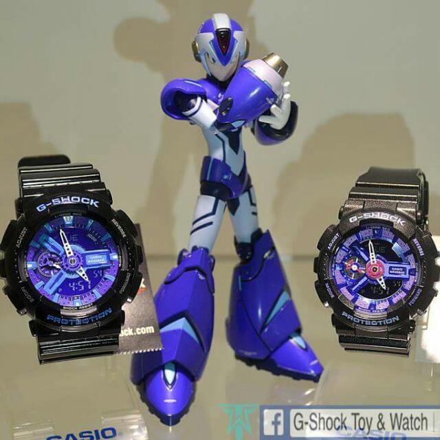 G-SHOCK X BABY-G 情侶對錶