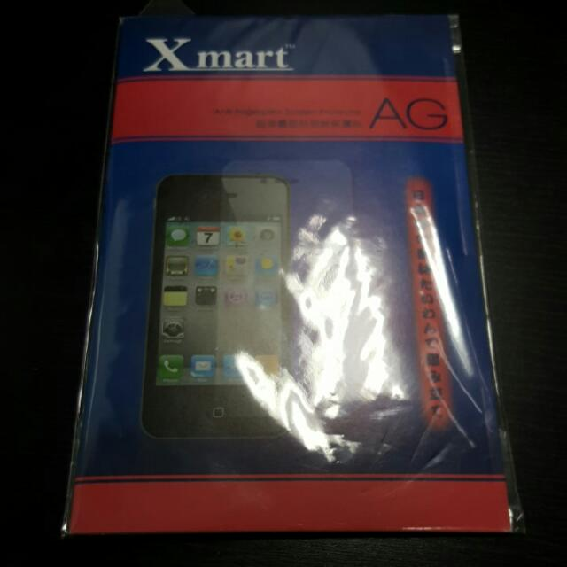 iPhone5/5S 霧面保護貼(雙面)