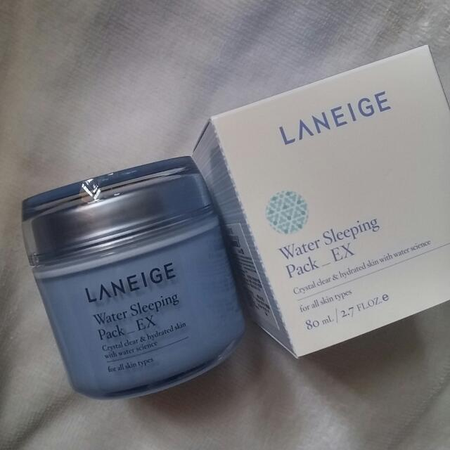 Laneige Water Sleeping Pack_Ex 80ml