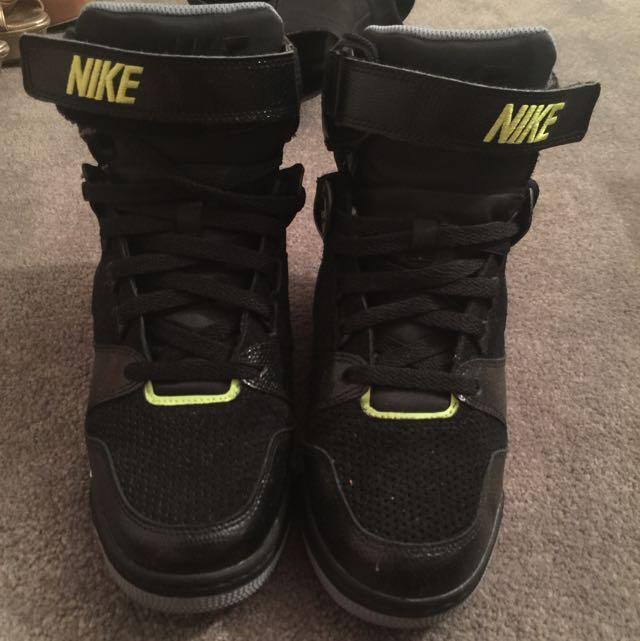 Original Nike Sneaker Wedges