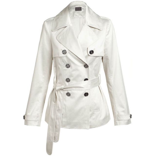 Oroton Essential Trench Jacket - XS