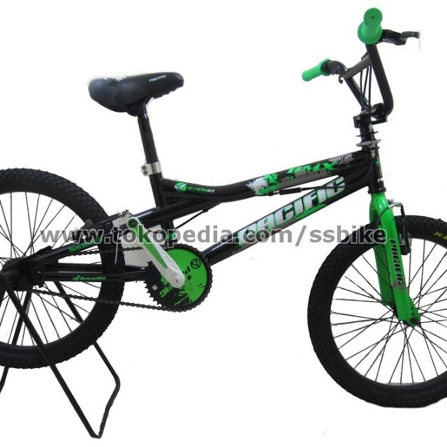 Pacific Sepeda Bmx 20 Spinix Tx 50 Hitam Page 2 Daftar Update Source · Pacific BMX 20