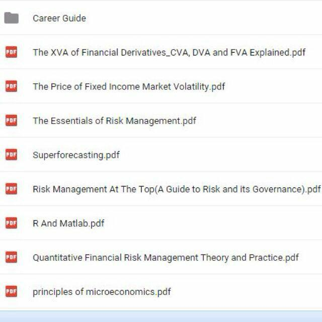 Sales!) Financial books on Carousell
