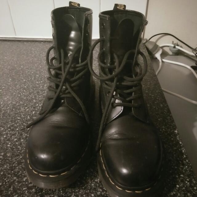 Size 6 Doc Martens