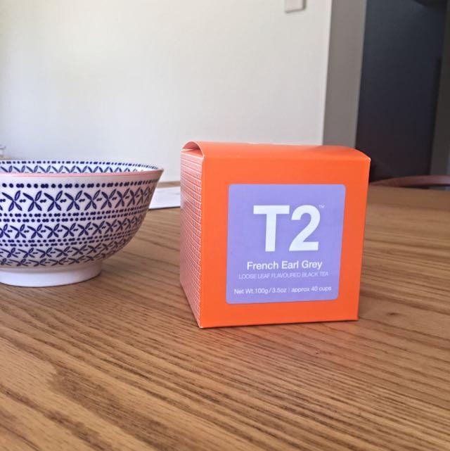 T2 French Earl Grey Tea