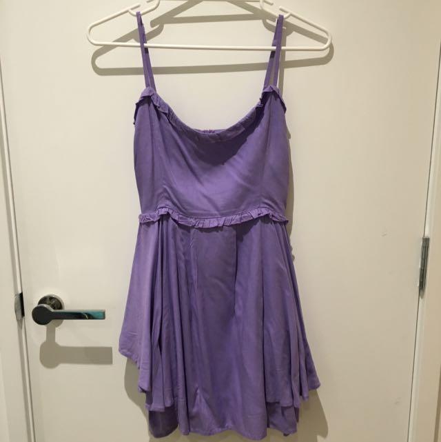 Tigerlily Size 6 Summer Dress