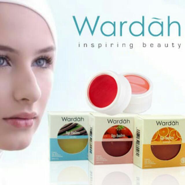 7 Wardah Lip Balm Vanilla Yc3cdz5