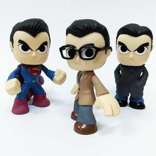 ((現貨)) Funko Mystery Mini Barman Vs Superman - 克拉克 (超人)