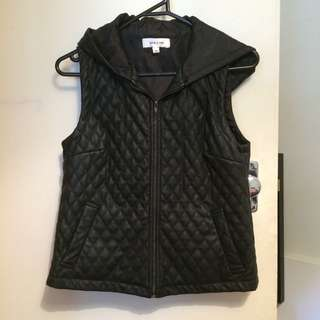 Size M Quilted Puffer Jacket