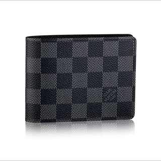 Louis Vuitton Multiple Damier Wallet