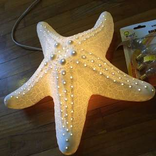 Starfish Shaped Light