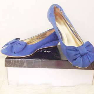 Flat Shoes, Wedges.