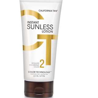 California Tan australian gold Sunless lotion self tanning bronze 古銅色 燈助曬太陽油 oil 防曬 tanner spf