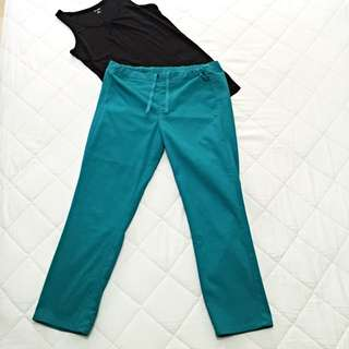 UNIQLO ladies Ankle Length Pants