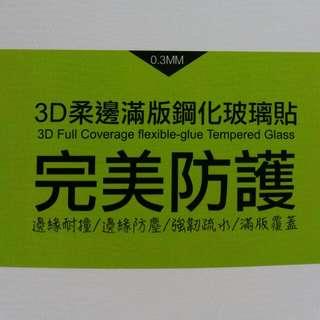 🚚 I Phone6/6S,,7/7S,8/8S滿板3D全透明玻璃貼(剩餘15片售完為止)此網路價890元/片