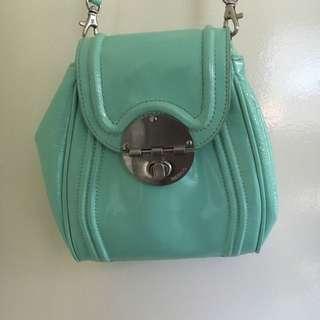 Mimco Shoulder Bag Mint