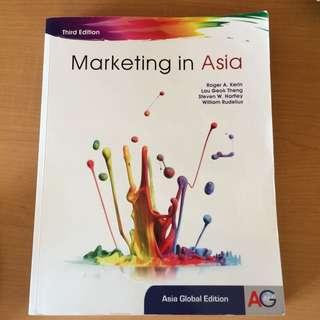 Marketing In Asia MKT1003